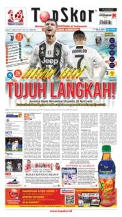 Cover Top Skor 08 Maret 2019