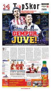 Top Skor Cover 12 March 2019
