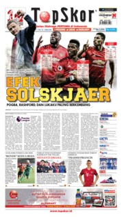 Top Skor Cover 29 March 2019