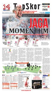 Cover Top Skor 15 April 2019