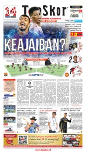Cover Top Skor 16 April 2019