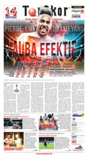 Cover Top Skor 28 Mei 2019