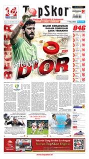 Cover Top Skor 05 Juli 2019
