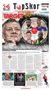 Top Skor Cover 08 July 2019