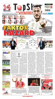 Top Skor Cover 22 October 2019