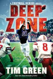Deep Zone by Tim Green Cover