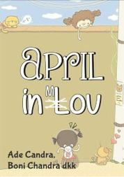 April in Mov by Ade Candra dkk Cover