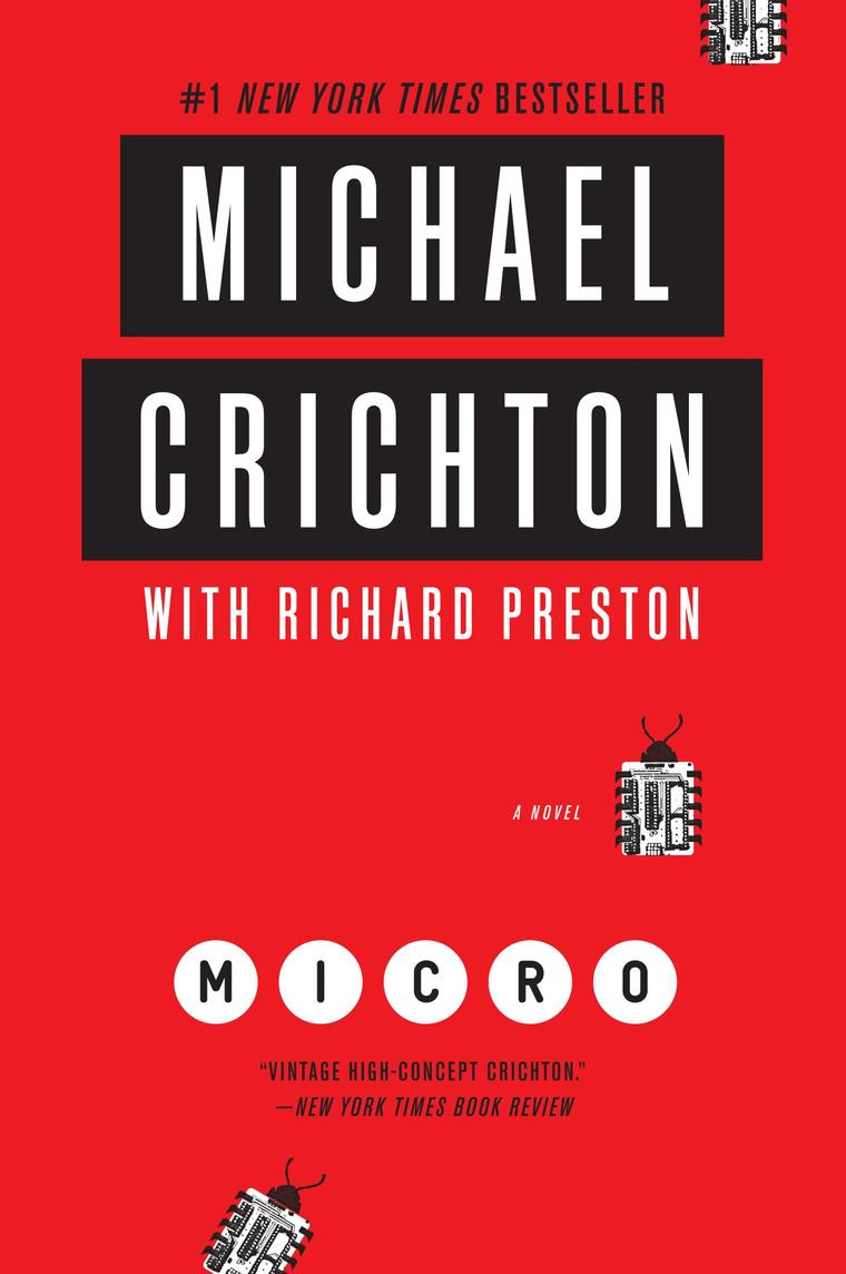 an overview of michael crichton a novelist Honestly, its hard to be critical with a best selling author like michael crichton in the little development that there was, here is a character summary:.