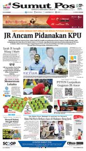 SUMUT POS Cover 13 March 2018