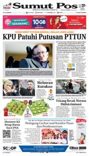 SUMUT POS Cover 15 March 2018