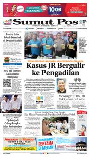 SUMUT POS Cover 21 March 2018