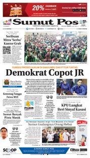 Cover SUMUT POS 22 Maret 2018