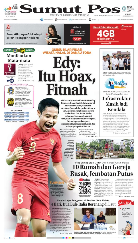 Koran Digital SUMUT POS 05 September 2019