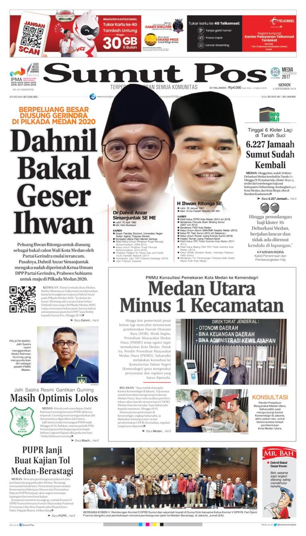Koran Digital SUMUT POS 09 September 2019