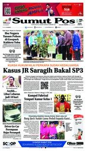 Cover SUMUT POS 19 April 2018