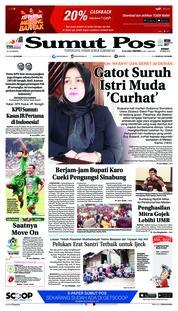 Cover SUMUT POS 20 April 2018