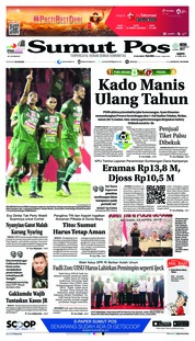 Cover SUMUT POS 22 April 2018