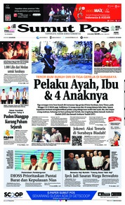 Cover SUMUT POS 14 Mei 2018