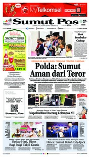 Cover SUMUT POS 17 Mei 2018