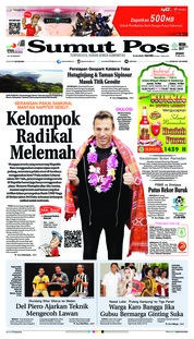 Cover SUMUT POS 18 Mei 2018