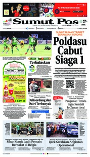 Cover SUMUT POS 19 Mei 2018