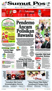Cover SUMUT POS 22 Mei 2018