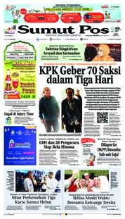 Cover SUMUT POS 23 Mei 2018