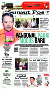 SUMUT POS Cover 20 July 2018