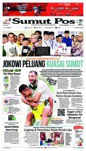Cover SUMUT POS 11 Agustus 2018