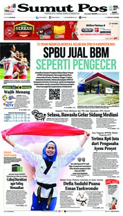 Cover SUMUT POS 20 Agustus 2018