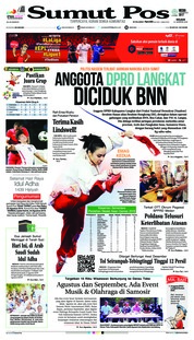 Cover SUMUT POS 21 Agustus 2018
