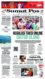 Cover SUMUT POS 14 September 2018