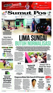 Cover SUMUT POS 17 September 2018