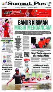 Cover SUMUT POS 18 September 2018