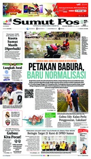 Cover SUMUT POS 19 September 2018