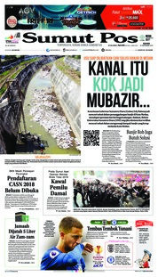 SUMUT POS Cover 20 September 2018