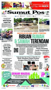 SUMUT POS Cover 11 October 2018
