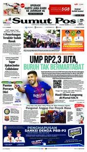 Cover SUMUT POS 06 November 2018
