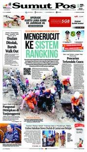 Cover SUMUT POS 15 November 2018
