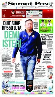 Cover SUMUT POS 20 November 2018