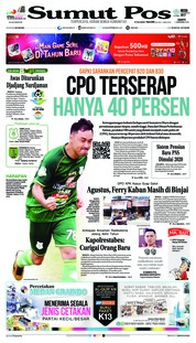 Cover SUMUT POS 01 Desember 2018