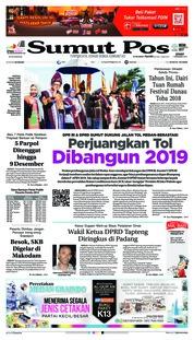 SUMUT POS Cover 07 December 2018