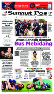 Cover SUMUT POS 11 Desember 2018