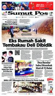 Cover SUMUT POS 17 Januari 2019