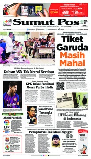 SUMUT POS Cover 16 February 2019