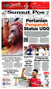 SUMUT POS Cover 21 February 2019