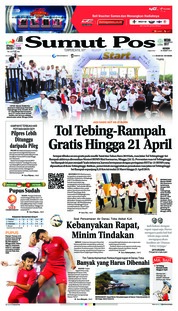 SUMUT POS Cover 25 March 2019