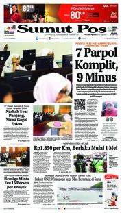 Cover SUMUT POS 26 Maret 2019
