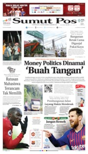 Cover SUMUT POS 10 April 2019