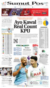 Cover SUMUT POS 20 April 2019